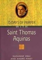 15 Days of Prayer with Saint Thomas Aquinas